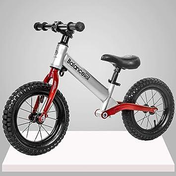 XUE Bicicleta de Equilibrio-niño Entrenamiento Bicicleta 2, 3, 4 y ...