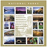 Toys : National Parks USPS Forever Stamps Sheet of 16 Postage Stamps 2016