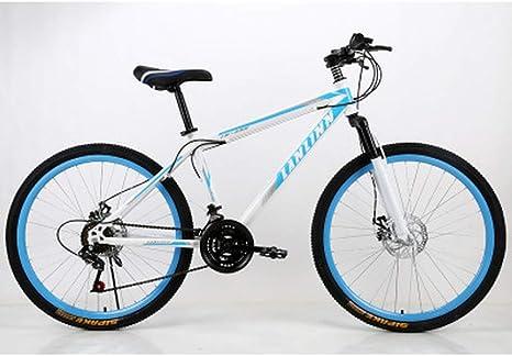 Bicicleta de montaña Bicicleta de 26 Pulgadas Disco Amortiguador ...