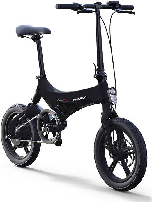 Hxl Bicicleta eléctrica 36v 250w Bicicleta eléctrica portátil ...