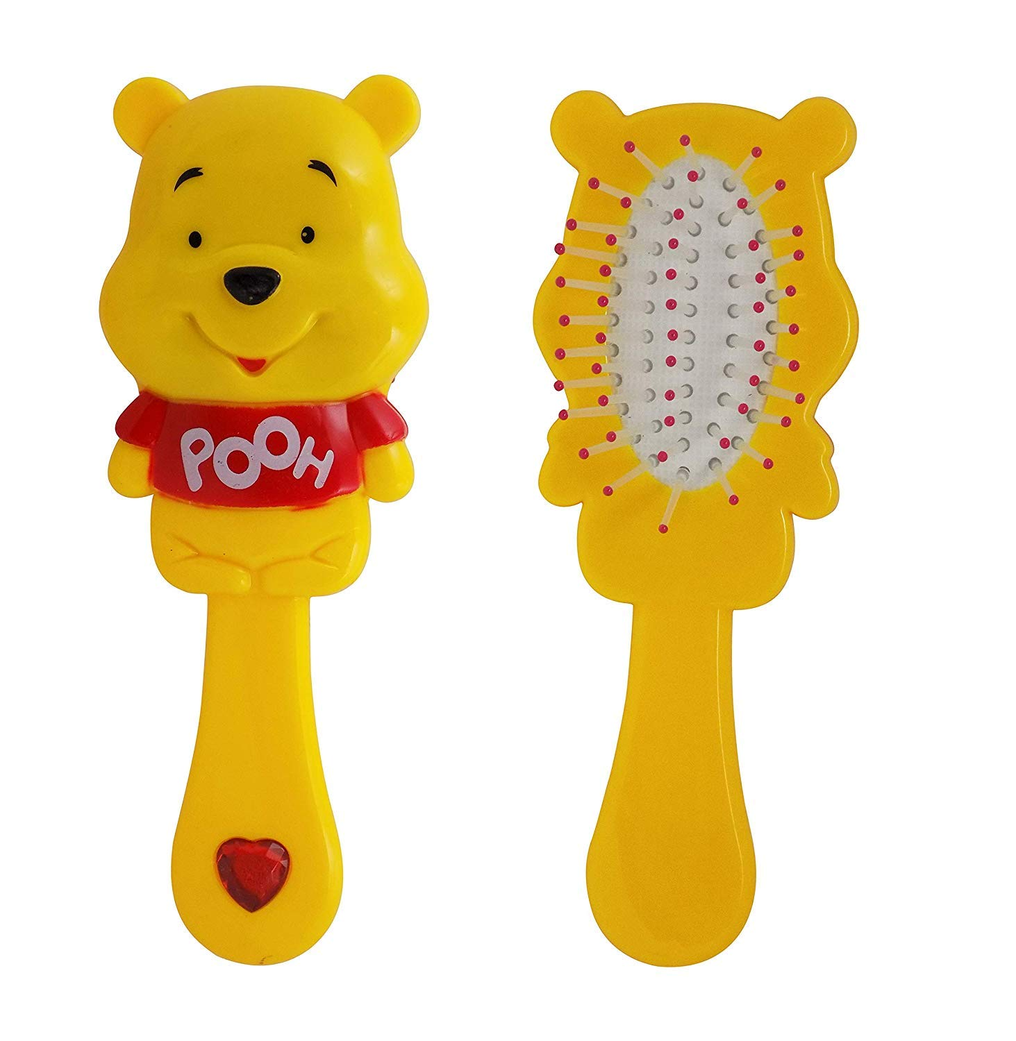 Buy Fully Kids Cartoon Design Hair Brush Comb Hand Mirror For Women Travelling Makeup Mirror Set Of 2 Pcs 20 Gram Pack Of 1 Multicolor Online At Low Prices In India Amazon In