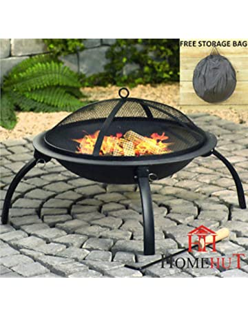 Amazon co uk: Fire Pits & Bowls: Garden & Outdoors