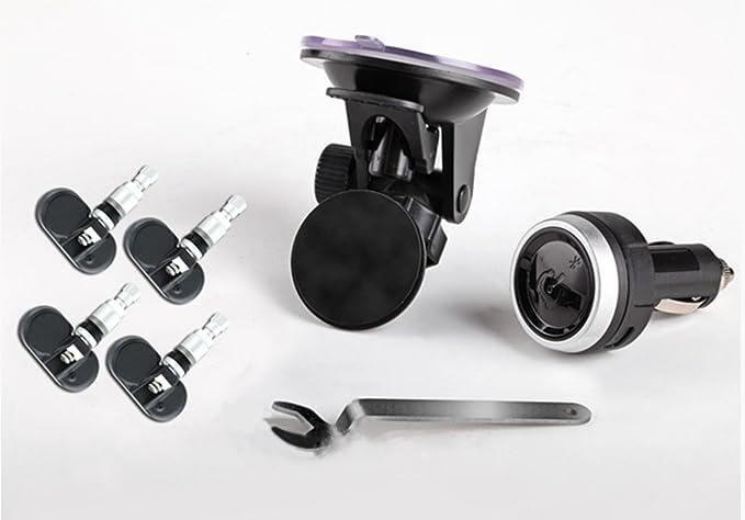 Spy TPMS Sensores de presión de neumáticos controlar Mediante el ...