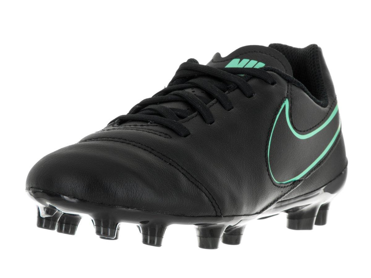 Nike Unisex-Erwachsene Jr Tiempo Legend VI FG Fuszlig;ballschuhe  38 EU Schwarz