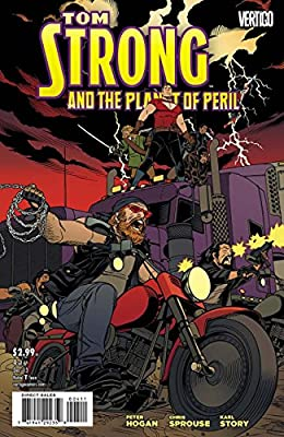 Tom Strong And The Planet Of Peril 4 Peter Hogan Amazon Com Books