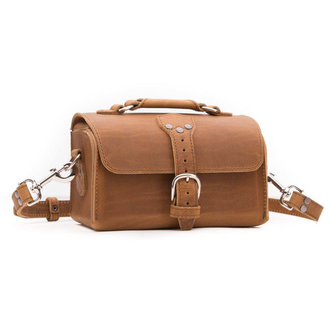 Saddleback Leather Travel Case in Tobacco by Saddleback Leather Co.