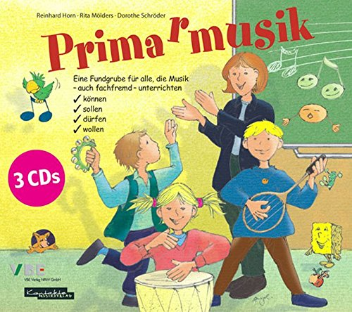 PrimarMusik: Eine Fundgrube für alle, die fachfremd Musik unterrichten