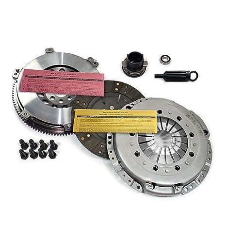 Sachs plate-stage 2 rígido Disco Kit de embrague + cromo-molibdeno volante 01