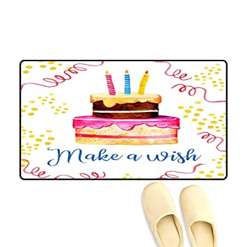 Amazon Floor Mat Pattern Birthday Car Design Template Wi Cake