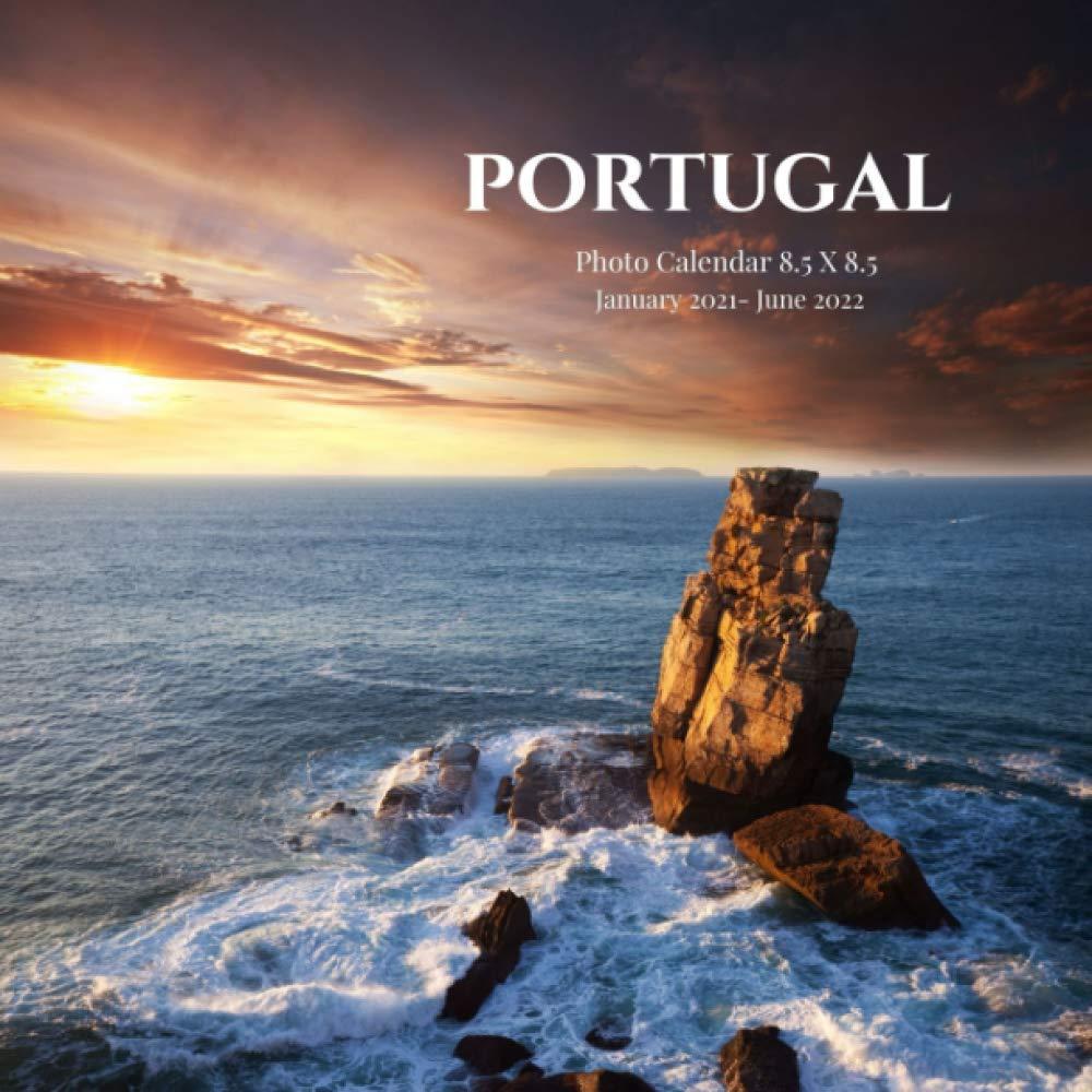 Nau 2021-2022 Calendar Portugal Photo Calendar January 2021   June 2022: 18 Monthly Mini
