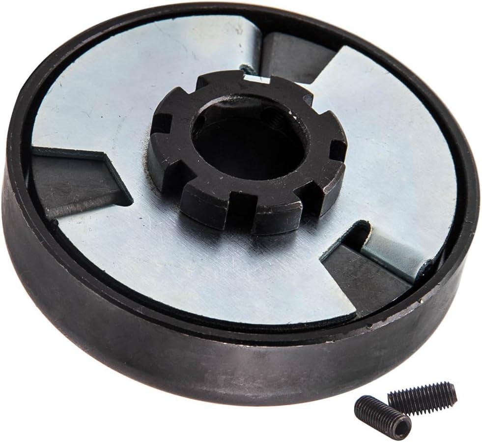 Gekufa Centrifugal Clutch 1 Bore 14 Tooth Sprocket 40//41//420 Chain Heavy Duty For Go Kart Mini Bikes