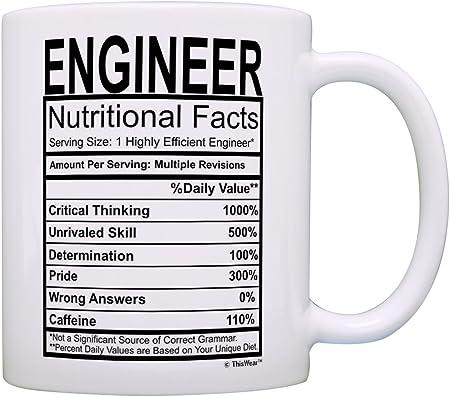 Hilarious Engineer Mug
