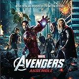 Avengers Assemble + 1 by Original Soundtrack [Music CD]
