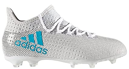 Image Unavailable. Image not available for. Color  adidas Kids  X 17.1 FG J Soccer  Cleats ... cd495ae90