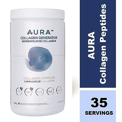 Try Best Collagen Peptide Powder 300g Aura Collagen