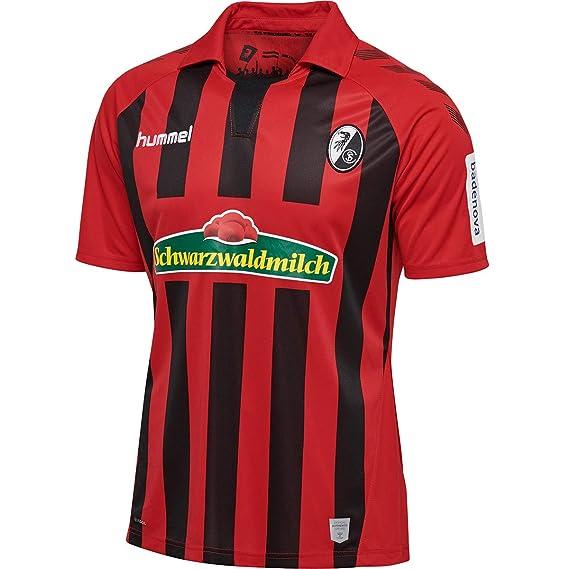 hummel SC Freiburg 2019/2020 - Camiseta de fútbol para Hombre ...