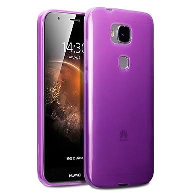 Huawei G8 antivicio, Terrapin carcasa de TPU con tapa para ...