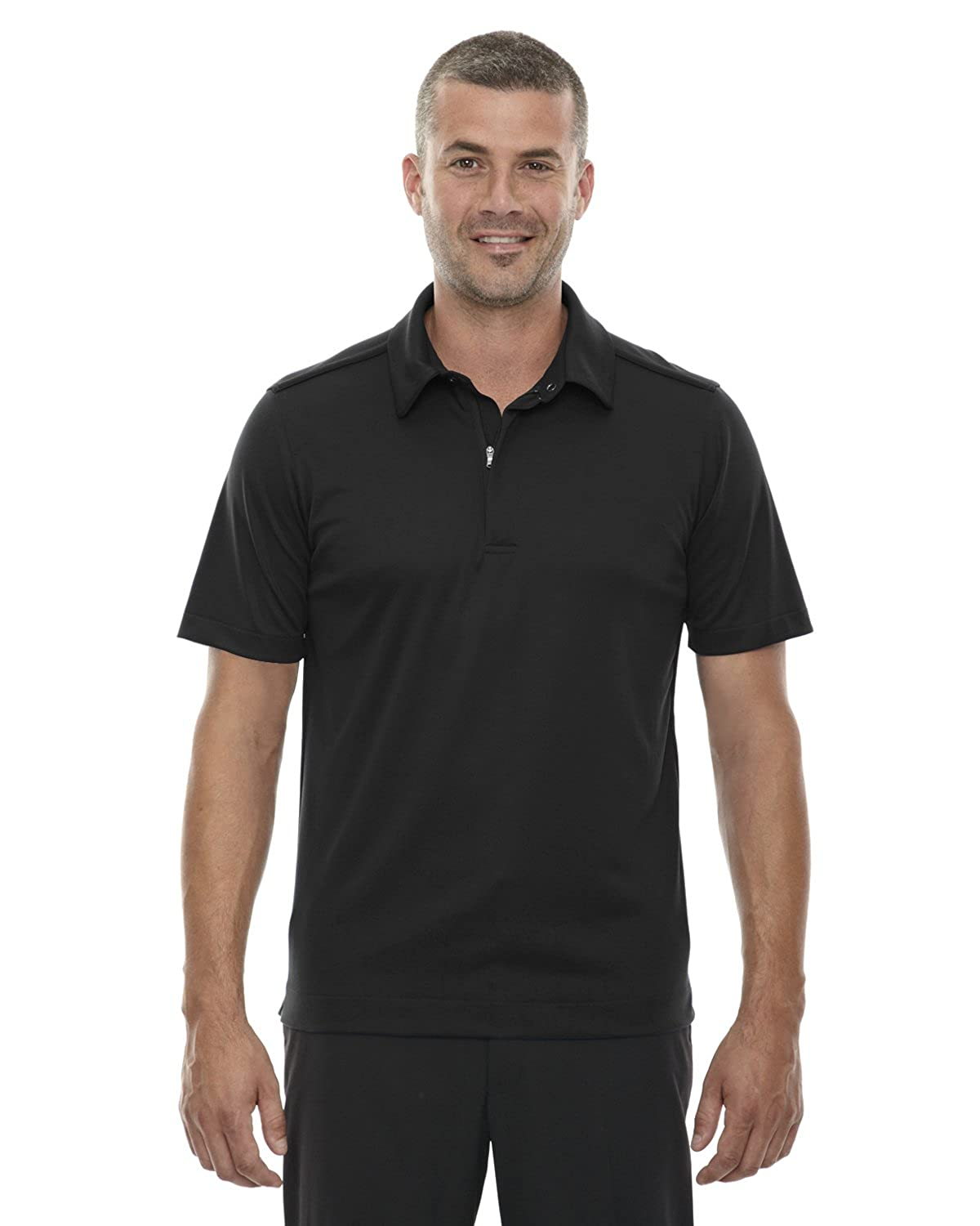 Ash City 88682 North End Sport Red mens Evap/Quick Dry Performance Polos