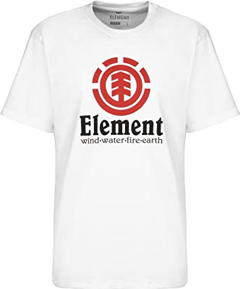 Element Vertical SS Camisetas Hombre: Elements: Amazon.es: Ropa y accesorios
