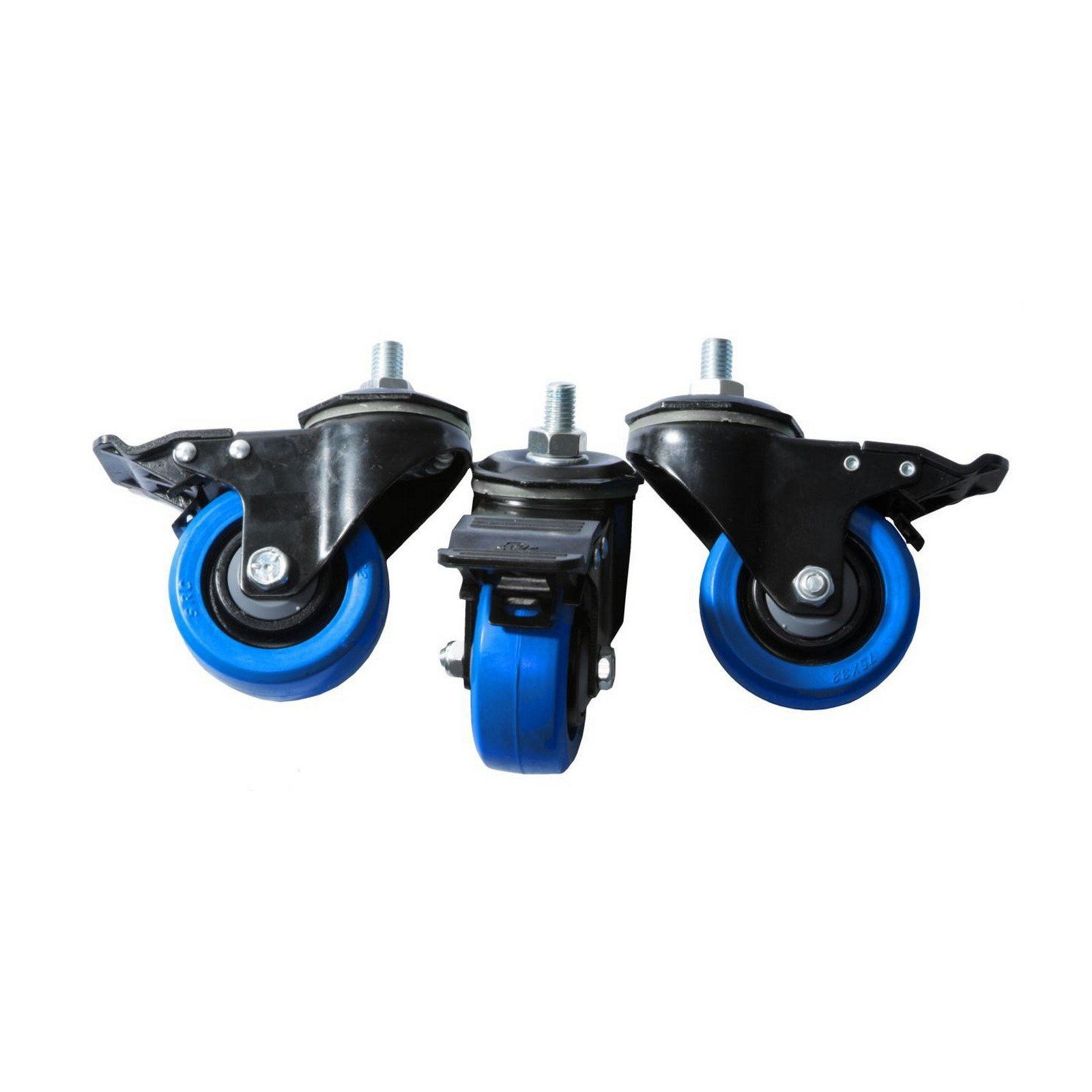 Triad Orbit TC | Industrial Grade Locking Casters for T3 Stands