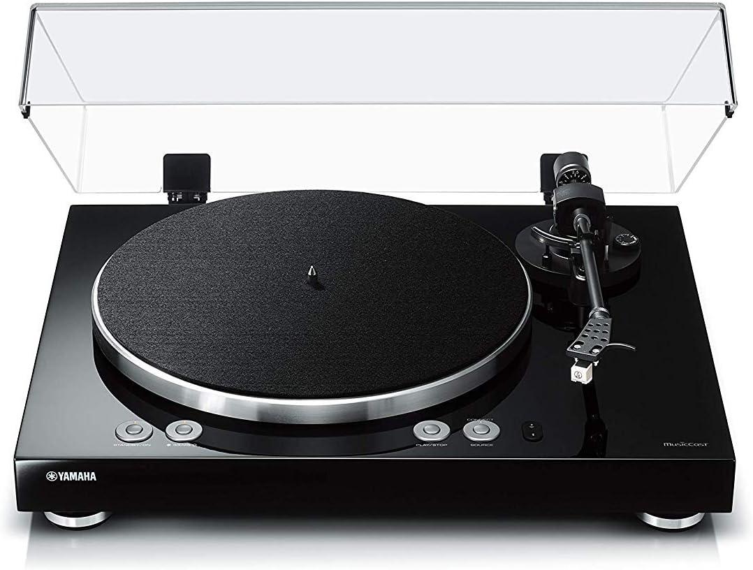 Yamaha MusicCast Vinyl 500 - Tocadiscos (Tocadiscos de tracción ...