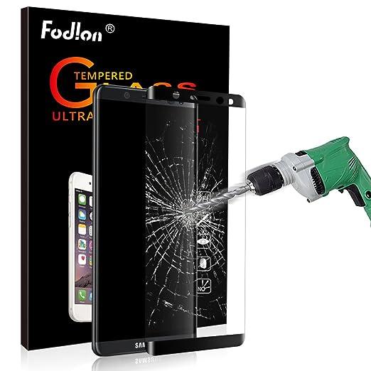 9 opinioni per [2 PACK] Galaxy S8 Plus Pellicola Protettiva Fodlon® Pellicola Protettiva Vetro