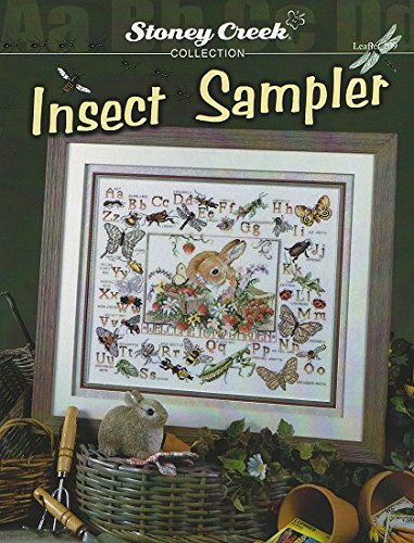 (Insect Sampler (Leaflet 109) Cross Stitch Chart and Free Embellishment)