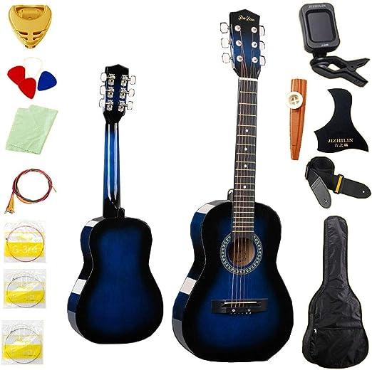 MSHK Guitarra Acústica Clásica De Estilo Español con Cuerdas ...