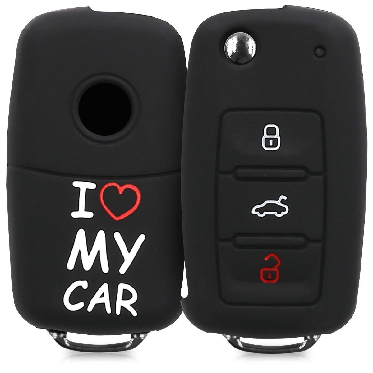.I Love My Car white / red / black