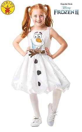 Rubies 300287 3-4 Disney Frozen 2 - Disfraz de Frozen 2 ...