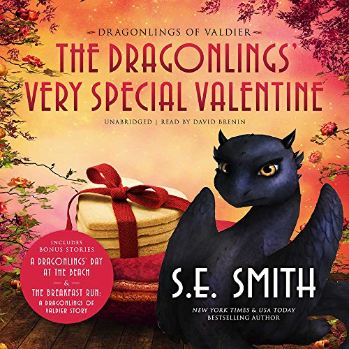 The Dragonlings' Very Special Valentine: The Dragonlings of Valdier Series