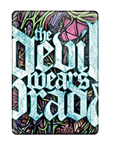 New Arrival Hard 3D PC Case For Ipad Air Prada Logo ( Custom Picture iPhone 6, iPhone 6 PLUS, iPhone 5, iPhone 5S, iPhone 5C, iPhone 4, iPhone 4S,Galaxy S6,Galaxy S5,Galaxy S4,Galaxy S3,Note 3,iPad Mini-Mini 2,iPad Air )