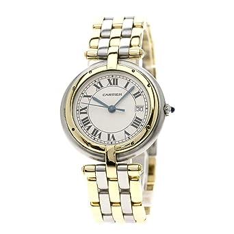 hot sale online 39994 f4b9c Amazon | [カルティエ]パンテール ラウンド 3ROW 腕時計 ...