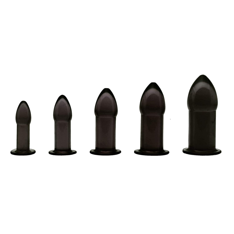 Amazon.com: Master Entrenador Anal Series 5 piezas, Black ...