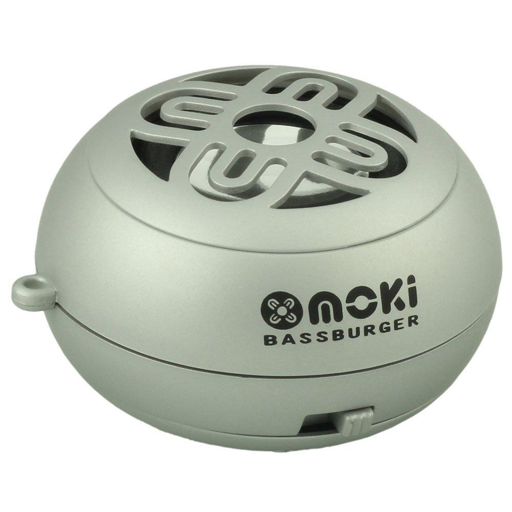 Moki BassBurger Boombox(Silver)