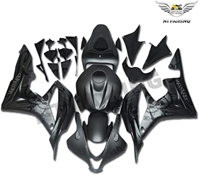 New Grey Fairing Fit for HONDA 2007 2008 CBR600RR Injection Mold ABS Plastics New Bodywork Bodyframe 07 08