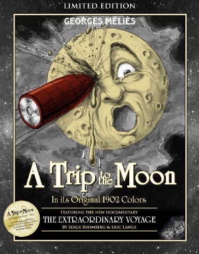 A Trip to the Moon Restored (Limited Edition, Steelbook)  [Blu-ray] by Flicker Alley