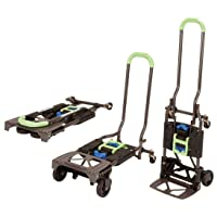 Cosco Shifter 300-Pound Heavy Duty Folding Hand Truck and Dolly Deals