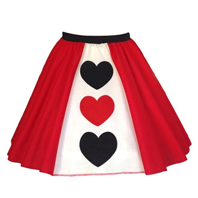 b4e21aaf44 Mums Essentials Alice in Wonderland Queen of Hearts Skirt - 17
