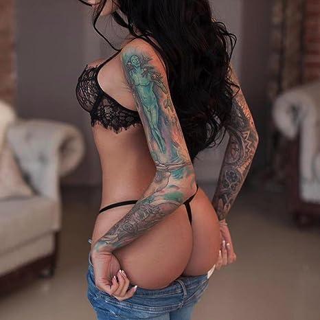 Moda mujer Sexy encaje de pestañas Babydoll ropa interior tanga Set lencería sexy lenceria sexy mujer ropa interior mujer☆Longra: Amazon.es: Alimentación y ...