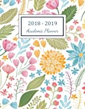 2018 - 2019 Academic Planner: 2018 - 2019 Two Year Planner ( Daily Weekly And Monthly Calendar ) Agenda Schedule Organizer Logbook and   Journal ... Cover (2018 - 2019 Weekly Planner) (Volume 2)