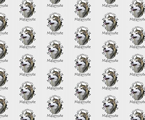 Alaskan Malamute Fleece - 5