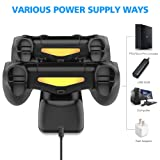 DOBE PS4 Controller Charger, Dual Shock 4