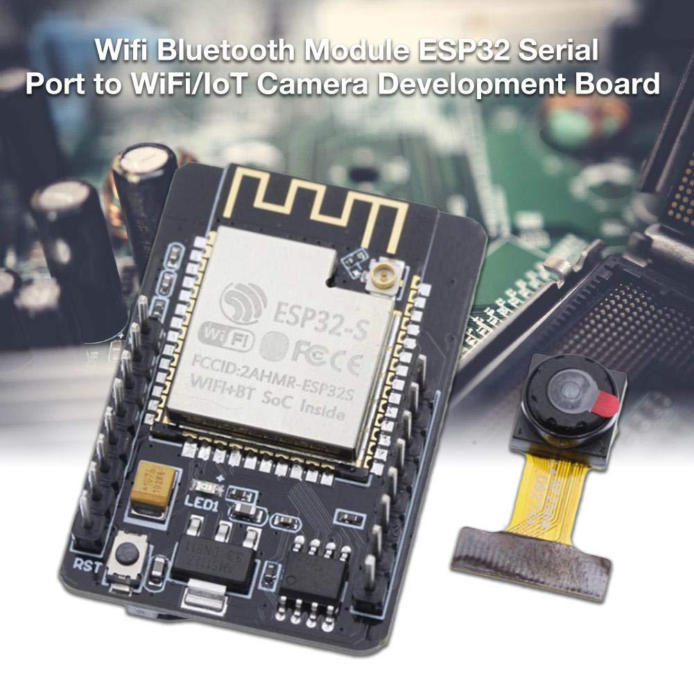 ESP32-CAM Support OV2640 OV7670 Camera WiFi Bluetooth Module