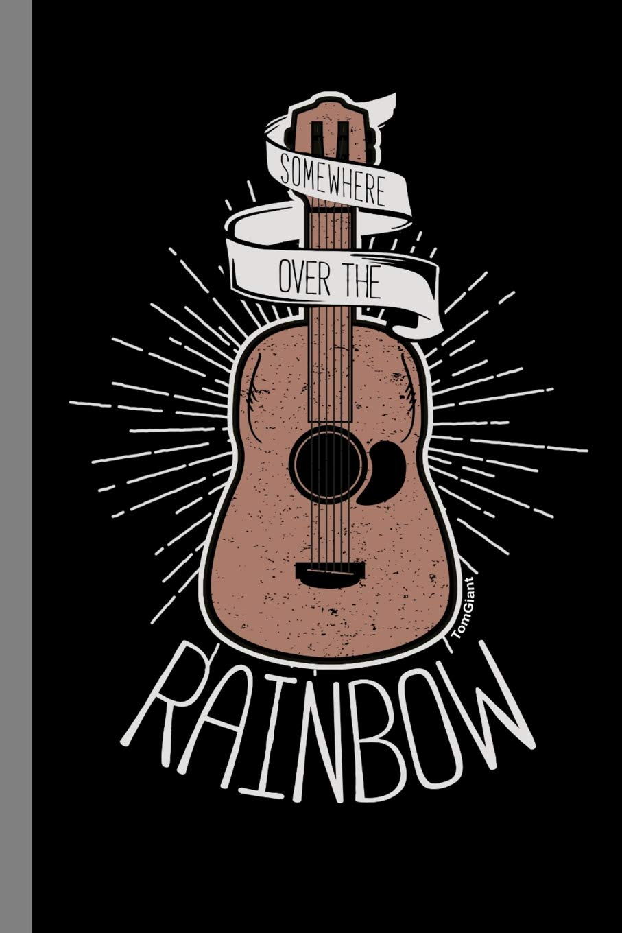Somewhere Over The Rainbow: Ukulele Instrumental Gift For Musicians 6
