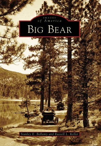 Aloha Bear (Big Bear   (CA)  (Images of America))
