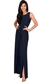 a3c92b205971 KOH KOH Womens Sleeveless Cocktail Wide Leg One Piece Jumpsuit Romper  Playsuit