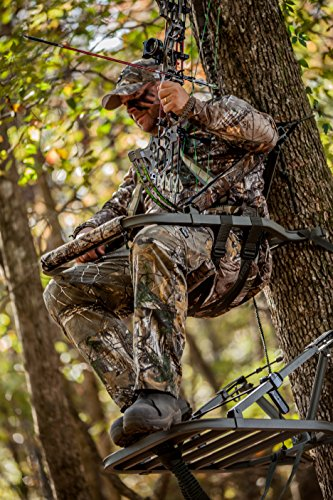 Summit Treestands Mini Viper SD Climbing Treestand, Mossy Oak by Summit Treestands (Image #2)