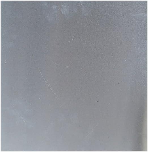 RMP 3003 H14 Aluminum Sheet 6 Inch x 6 Inch x 0.050 Inch Thick 20 Pack