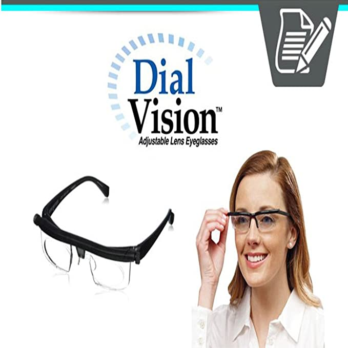 4d4bb087a4a Dial Vision Eye Glasses  Amazon.in  Clothing   Accessories